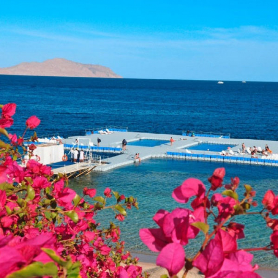 Sharm el Sheick  Domina Coral Bay*****  Resort, Spa & Casino', Acquamarina Beach, Sultan Beach