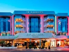 Cannes JW Marriott Capodanno 2018.